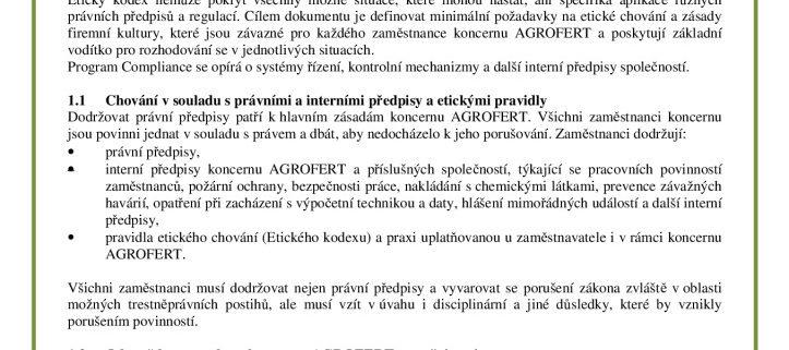 thumbnail of Eticky kodex