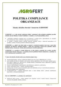 thumbnail of Politika Compliance